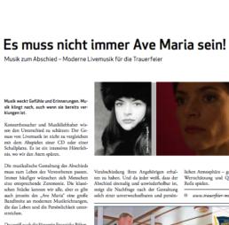 Presse Franziska Böhm