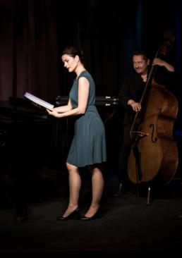 Plan B - Krimi Meets Jazz, Volker Kutscher, Franziska Böhm