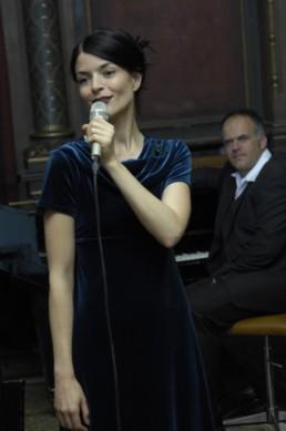 Franziska Böhm & Band, Burkhard Niggemeier, Chanson, Berlin, Duo
