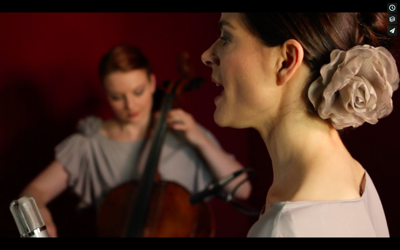 Franziska Böhm, Musik zum Abschied, Stefanie John