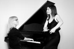 Franziska Böhm, Sängerin, Agita Rando, Berlin, Jazz & Pop